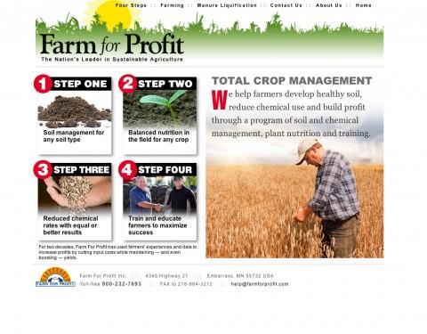 Farm for Profit