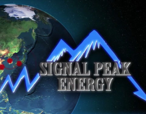 Signal Peak Energy
